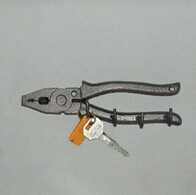 Pliers Key Hook