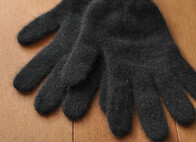 Gloves - Koru Plain Gloves / Black