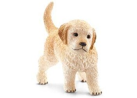Schleich Collectables - Golden Retriever Pup