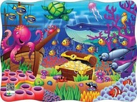 Click it - Ocean Puzzle 24pc