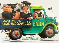 Donovan Bixley / Old MacDonalds Farm