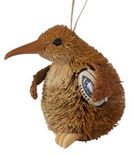 Kiwi Xmas Deco with Rugby Ball