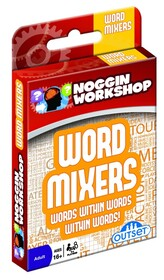 Noggin Workshop Word Mixers Card Game