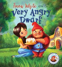 Snow White and the very angry Dwarf