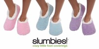 Slippers - Slumbies - Layered Furr