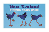 Crazy Pukeko Game