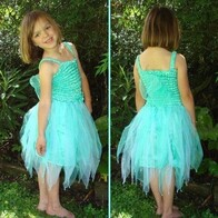 Mint Fairy Dress
