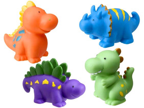 Alex Bath Tub Toys / Dinosaurs