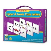 Match It - Upper & Lower Case Letters