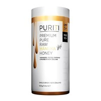 PURITI - Premium Pure Raw Manuka Honey -  UMF5+