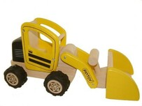 Pintoy - Wooden Front End Loader