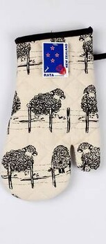 NZ Sheep - Oven Glove