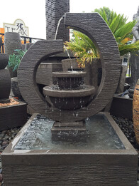 E Treasure Life Water Feature 75cm x 105cm