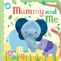 Finger Puppet Books - Mummy and Me
