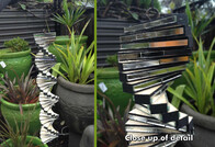 Wind Chime - Mirror Spiral Wind Mobile 40cm