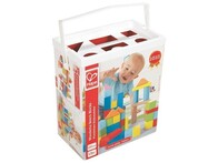 Hape - 101 Build & Shape Sort Blocks