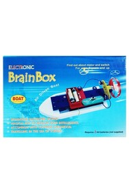 Brain Box - Electronic Boat