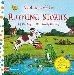 Rhyming Stories - Pip the Dog and Freddy the Frog