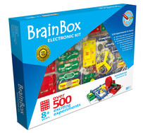 Brain Box - Over 500 Experiments