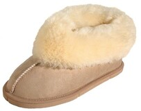 NZ Sheepskin - Paddy Slippers