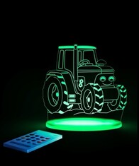 Sleepy Light / Tractor