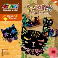 Scratch Magic - Cats and Kittens