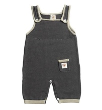 Nurture by Nature - Bud Button Overalls