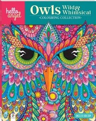 Owls Wild & Whimsical
