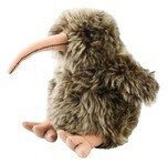Cute 'n'Cuddly Kiwi Soft Toy 15cm