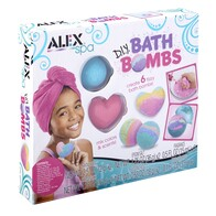 Alex Spay DIY Bath Bombs