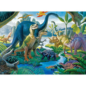 Ravensburger Puzzle - Land of the Giants