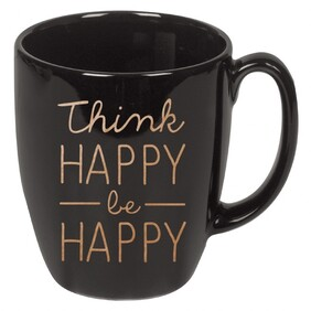 Coffee Mug - Think Happy