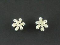 Earrings - Flower Cup