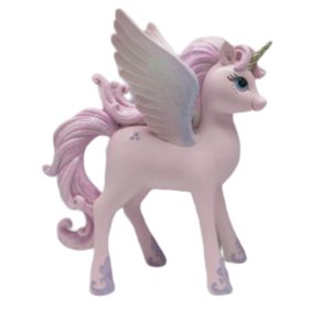 Unicorn Ornament - Pink