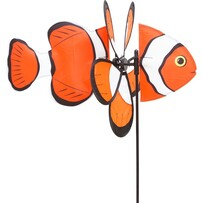 Wind Spinner Spin Critter - Clown Fish