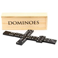 Dominoes set in box