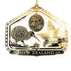 Xmas Collectable - NZ Kiwi