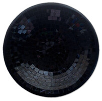 Mosaic Bowl - Black
