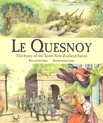 Le Quesnoy - The Story of the town New Zealand saved