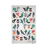 Tea Towel - Native NZ
