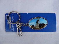 NZ Made - Shearing Statue Keyring