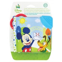 Disney Baby - Sunggly Cloth Book