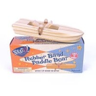 Neato - Rubber Band Paddle Boat