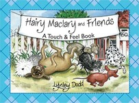 Hairy Maclary and Friends - Touch and Feel Book