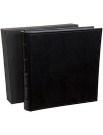 Regal Black 200pc Photo Album