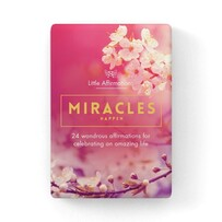 Affirmation Boxed Cards - Miracles Happen