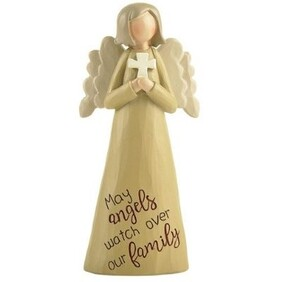 Angel Figurine - Family