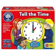 Orchard Toys - Tell the Time