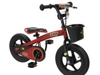 Eurotrike – Zipp 2-in-1 Balance Bike (Red)