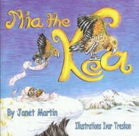 Mia the Kea by Janet Martin
